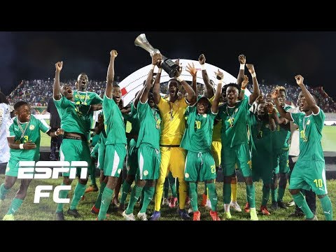 Senegal beats defending champions Ghana to lift 1st WAFU title | 2019 WAFU Cup of Nations