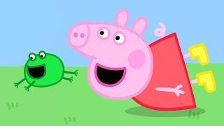 Peppa Pig En Español Completos | La Gran Carrera ⭐️ Compilación De 2019 ⭐️ Dibujos Animados