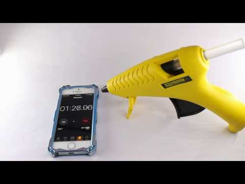 Best Hot glue gun in India ?| Stanley 69GR20B | HINDI | with Demo on various surface