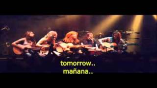 Europe - Tomorrow (Subtitulado Ingles - Español)