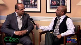 Tariq Farid -  Edible Arrangements - Interview At Open SV Forum 2013