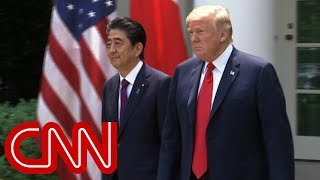 Trump: I'll invite Kim Jong Un to White House if things go well