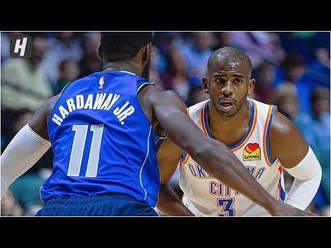 Download Dallas Mavericks vs Oklahoma City Thunder - Full Highlights   October 8, 2019   2019 NBA Preseason HD Mp4 3GP Video and MP3