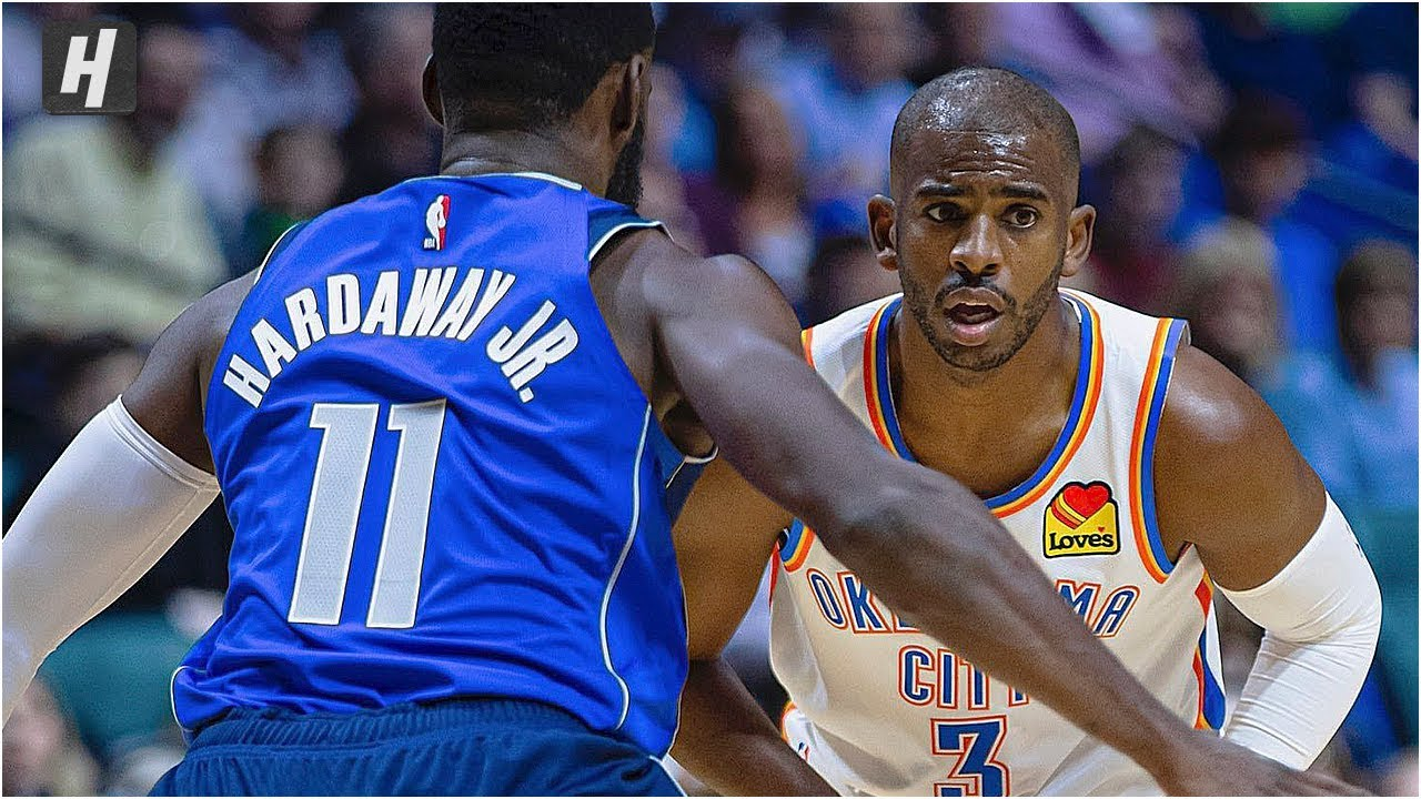 Dallas Mavericks vs Oklahoma City Thunder - Full Highlights   October 8, 2019   2019 NBA Preseason Screenshot Download