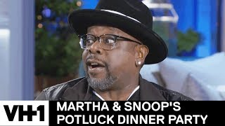 Martha's Down with May-December Romances | Martha & Snoop's Potluck Dinner Party - Video Youtube