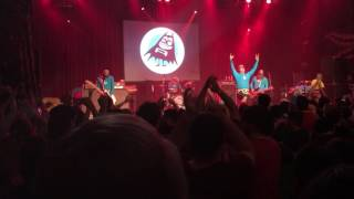 Aquabats 2017 - Super Rad