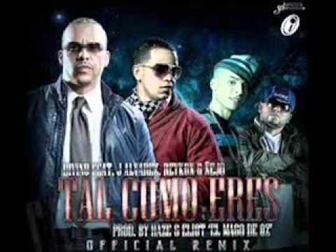 Tal Como Eres Remix – Divino Ft J Alvarez, Reykon y Ñejo