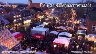 preview picture of video 'De Ole Wiehnachtsmaakt - 2012 in Bremervörde'