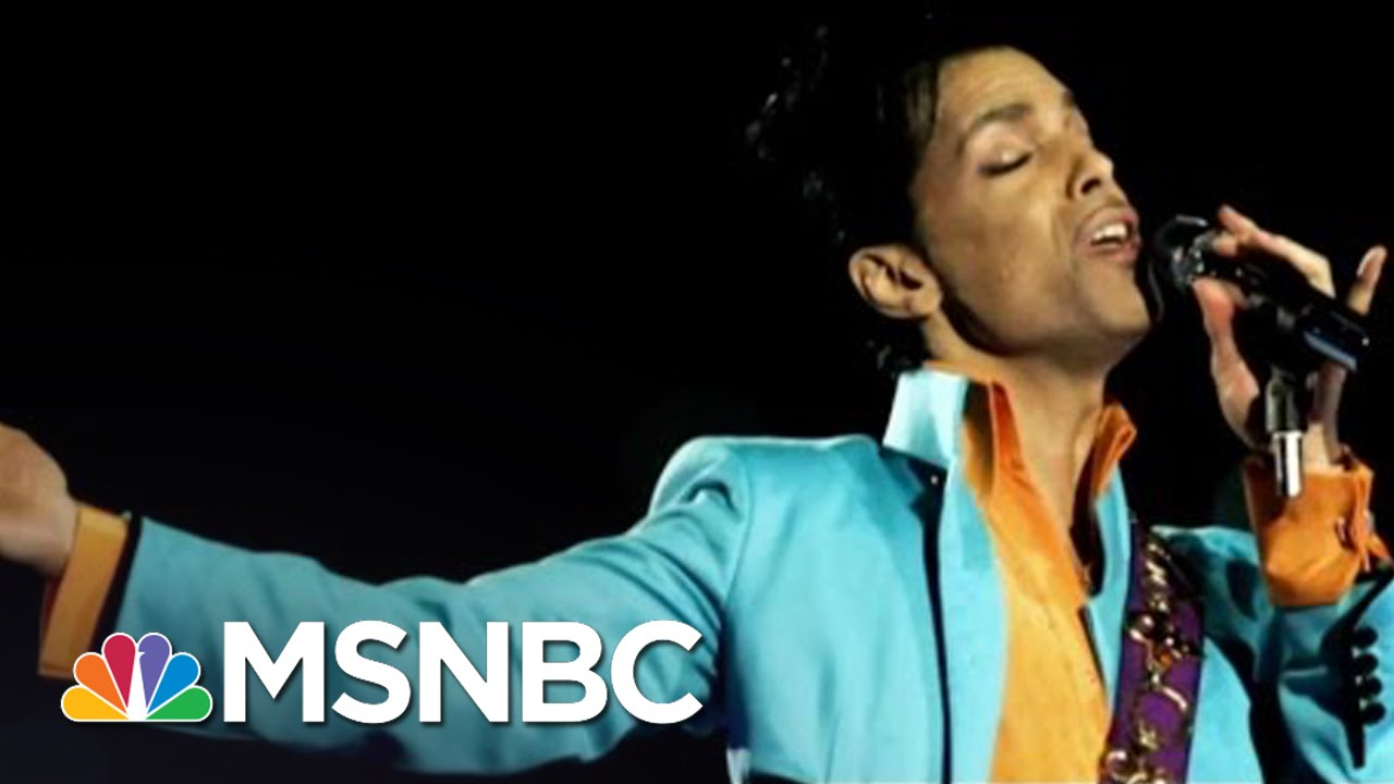 Prince Was Scheduled To See Addiction Doctor | MSNBC thumbnail