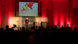 The future of money | David Birch | TEDxWoking