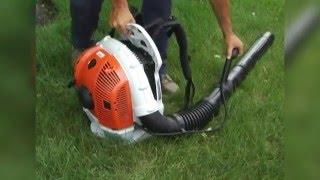 Landscape Blower Training - LS Training.com