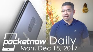Samsung Galaxy S9 possible date, Pixel 2 fixes after 8.1 & more - Pocketnow Daily