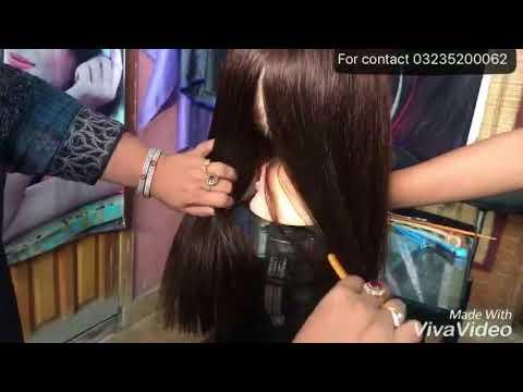 Easy method of U -shaped hair cutting(MJ)