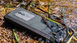 Смартфон DOOGEE S55 4/64GB Orange от компании Cthp - видео 2