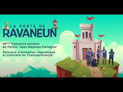 Ravaneun - Patois Alta Valle - Scuola dell'infanzia - 1 lezione