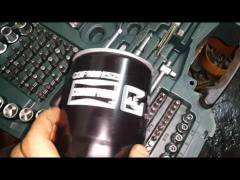 Осторожно - замена масла в моторе 2.5TD AUDI A6 C4