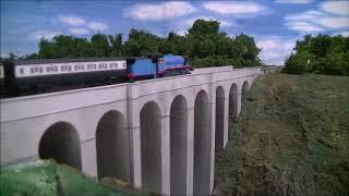 Nゲージトーマス ゴードンのテーマ 3期 N Scale Gordon's Theme Season 3