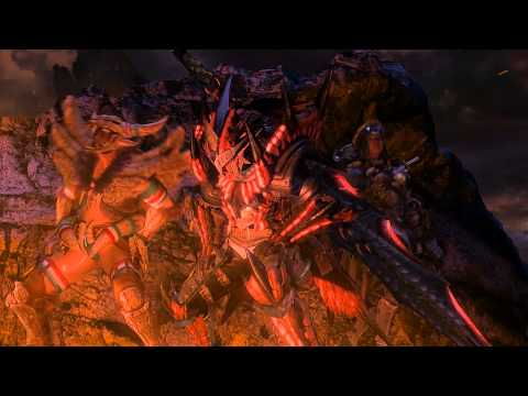 Intro a trailer na Monster Hunter 3 Ultimate