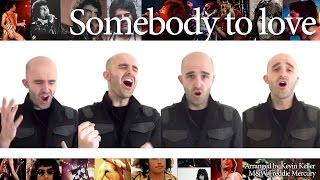 Somebody to love (Queen) - Barbershop Quartet