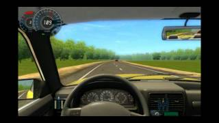 preview picture of video 'City Car Driving - Countryside Free Roaming [HD]'