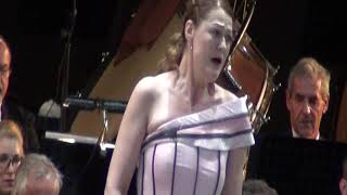 """Nancy Weißbach – R. Strauss – 4 Letzte Lieder – """"Im Abendrot"""" – Brünn"""