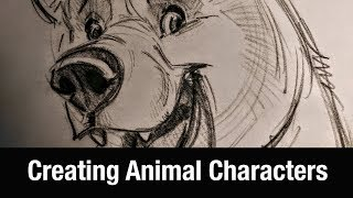 Drawing - Creating Animal Characters