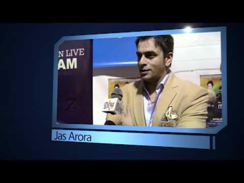 Jas Arora & MTV VJ Anusha Dandekar talk to Diya TV