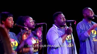 """Video thumbnail of """"Akesse Brempong - Hosanna To The King (Live)"""""""