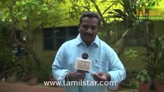 Sathish Kumar at Meaghamann Success Meet