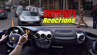 Ferrari Reaction - Good, Bad and Typical (E09)