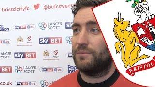 Aston Villa v Bristol City Pre-Match Interviews