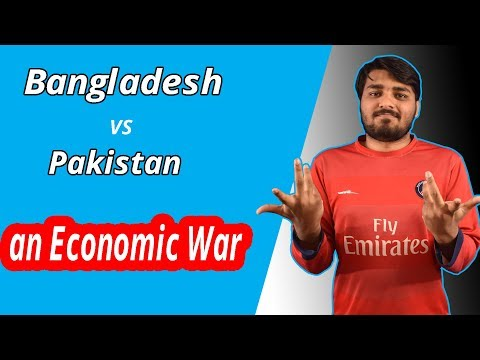 Can Bangladesh Economy Overtake Pakistan in 2019 ??