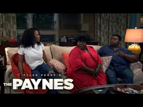 , title : 'Ella Confronts Curtis and Nyla | Tyler Perry's The Paynes | Oprah Winfrey Network'