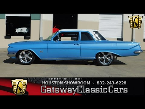 Video of '61 Biscayne - KEJV