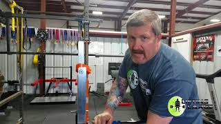 How to use bands on bench press - LiftingLarge.com