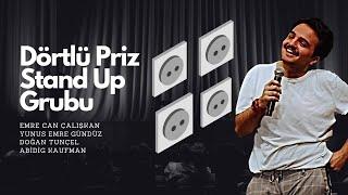 4'lü Priz Stand Up Teaser