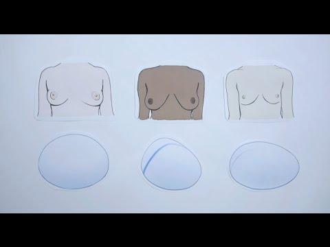 Los baños para el aumento del pecho
