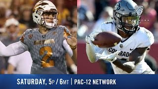 Arizona State-Colorado football game preview
