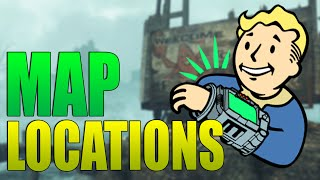 Fallout 4: Far Harbor | ALL 40 NEW Map Locations - New England Vacationer Achievement/Trophy Guide