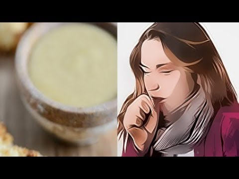 Video You Will Never Suffer From Cough Or Bronchitis Again – Natural Remedy