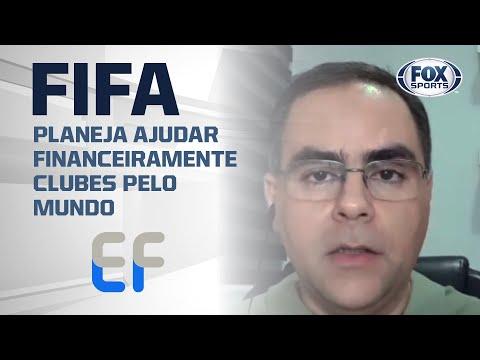 13 BILHÕES EM FUNDO: Fifa pretende ajudar clubes pelo mundo