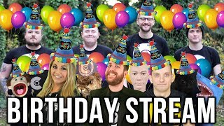 Cultaholic 2nd Birthday Reactions Stream