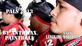 PALS #13 [HD] -- Langkawi Naza World Cup -- Anthrax - by 141paintball