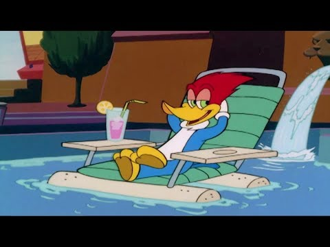 Woody Woodpecker Show | Bavariannoying | Full Episode | Cartoons For Children HD
