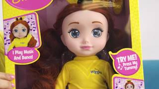 Unboxing with Nat & Chloe: The Wiggles' Emma Ballerina Dancing Doll