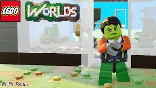 Lego Worlds - House Tour [21]