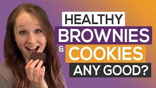 🍪 Eat Me Guilt Free Review: Brownies & Cookies (Taste Test)