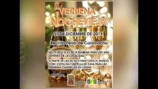 preview picture of video 'Spot: Nochevieja 2014 en Calamocha'