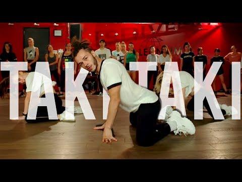 DJ Snake - Taki Taki ft. Selena Gomez, Ozuna, Cardi B | Hamilton Evans Choreography