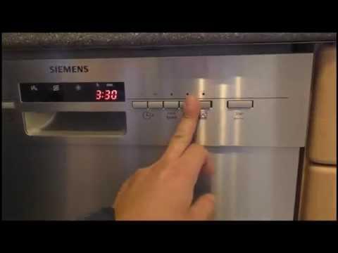 Geschirrspüler - Siemens SN45M539EU - Unterbau Spülmaschine